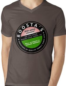 Roosta's Towels - do you know where YOURS is? Mens V-Neck T-Shirt