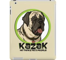 KAZAK!   iPad Case/Skin