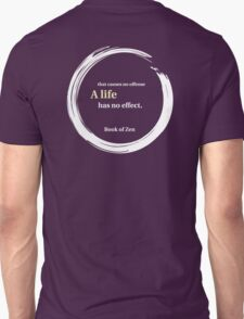 Motivational Life Quote T-Shirt