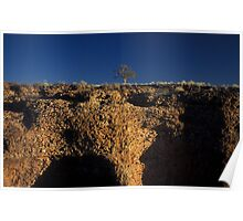 Sessriem valley, Namibia. Poster