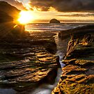 Trebarwith HDR by igotmeacanon
