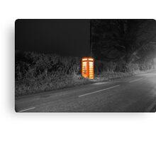 Remote Communication Canvas Print