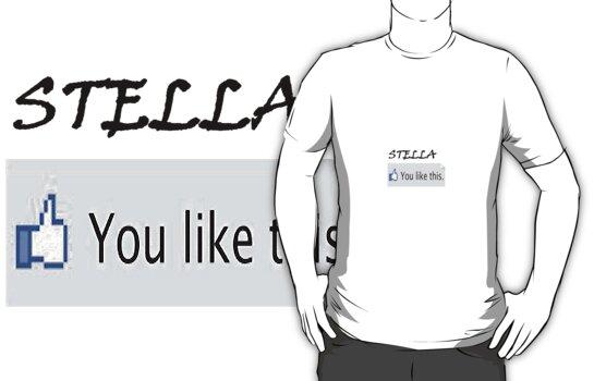 You Like Stella by Adam Kennedy