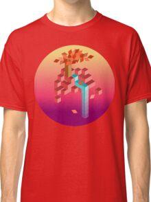 An isometric sunset Classic T-Shirt