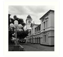 Townsville Post Office - Now a Pub (The Brewery) Art Print
