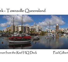 Ross Creek – Townsville by Paul Gilbert