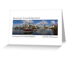 Ross Creek – Townsville Greeting Card