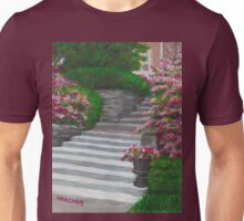 Jeffrey Mansion, Bexley, Ohio Unisex T-Shirt