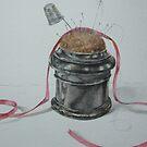 Pincushion by MoniqueGeurts