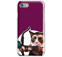 HAWKEYE CAT iPhone Case/Skin