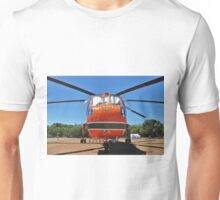 N243AC Erikson Sky Crane Unisex T-Shirt