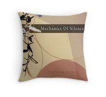 Mechanics Of Silence - Compilation Throw Pillow