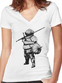 Siegmeyer Women's Fitted V-Neck T-Shirt