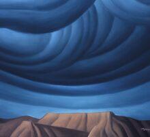 Cobalt Sky by Rob Colvin