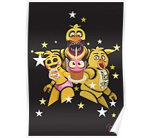 We Love Chica Poster