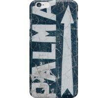 Palma iPhone Case/Skin