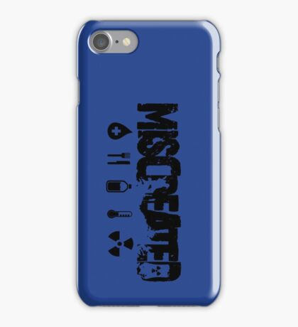 Miscreated Design 2  Blue (Official) iPhone Case/Skin
