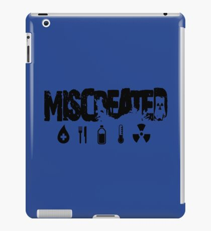 Miscreated Design 2  Blue (Official) iPad Case/Skin