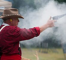 Cowboy Shoot by rmc314