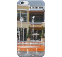 Fountain , Dividers iPhone Case/Skin