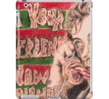 Nancy's Nightmare iPad Case/Skin