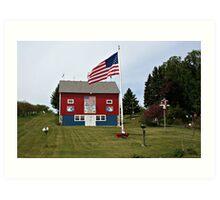 House of Patriots Art Print