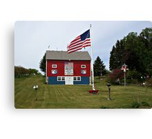 House of Patriots Canvas Print