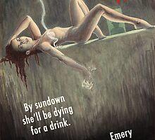 A Thirst to Kill by Sturstein