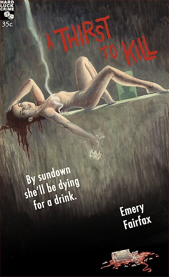 A Thirst to Kill by Sturstein