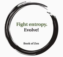 Evolution Life Quote by bookofzen