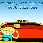 taxi by tastesfunny