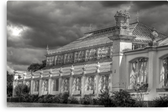 Temperate House Kew Gardens by John Hare