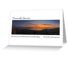 Townsville Sunrise Greeting Card