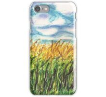 Lonely Scarecrow iPhone Case/Skin