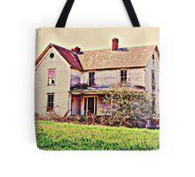 Imagine It's Colorful Past Tote Bag