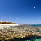 Western Side Low Tide - Lady Elliot Island  by AmyLee2694