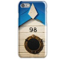 Southwold 98 iPhone Case/Skin