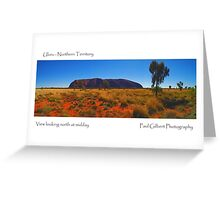 Uluru - Northern Territory Greeting Card