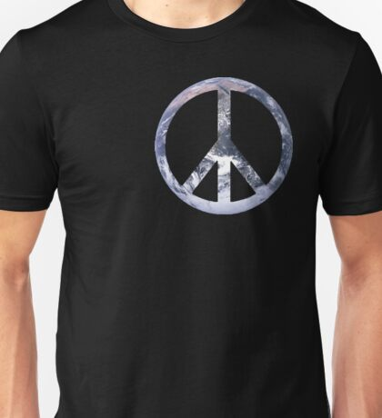 Earthly Peace Unisex T-Shirt