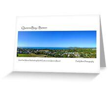 Queens Bay – Bowen Greeting Card