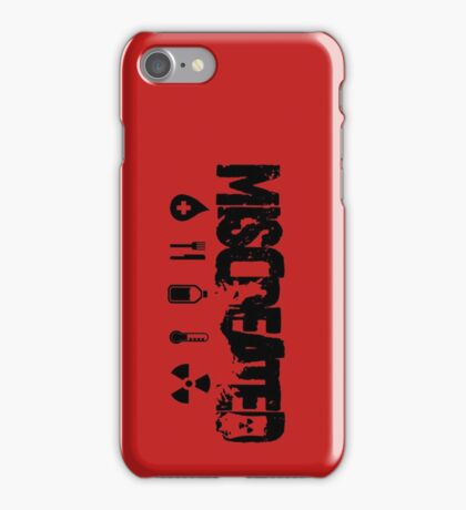 Miscreated  Design 2 Red (Official) iPhone Case/Skin