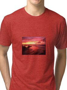 Surf collections Tri-blend T-Shirt
