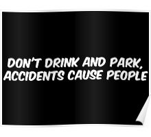 Drinking Humour Poster