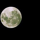 Super Moon by 104paul