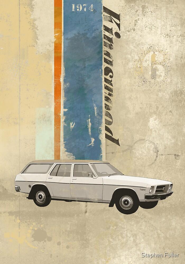 1974 Holden Kingswood by Stephen Fuller