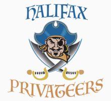 Halifax Privateers FootBall team One Piece - Long Sleeve