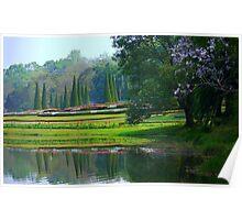 Kandawgyi National Gardens Poster