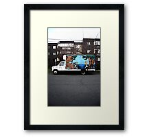 victoria truck Framed Print