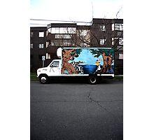 victoria truck Photographic Print