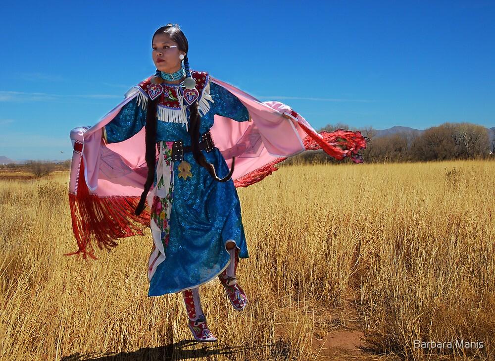 Dancing in a Field by Barbara Manis